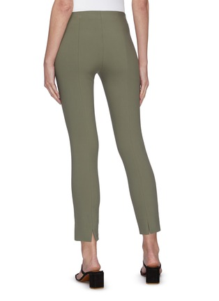 Back View - Click To Enlarge - VINCE - Front stitch seam leggings