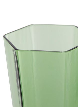 Detail View - Click To Enlarge - R+D LAB - Nini bevanda glass set – Damine Green