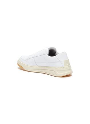 - ACNE STUDIOS - Face motif lace-up sneakers