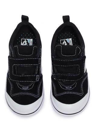 Detail View - Click To Enlarge - VANS - 'ComfyCush New Skool V' toddler sneakers