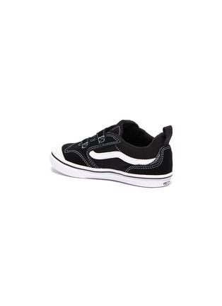 Figure View - Click To Enlarge - VANS - 'ComfyCush New Skool V' toddler sneakers