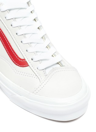 Detail View - Click To Enlarge - VANS - OG Style 36 LX lace-up sneakers