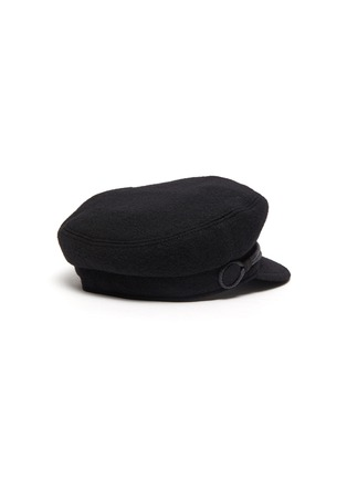 Figure View - Click To Enlarge - MAISON MICHEL - 'NEW ABBY' Wool Sailor Cap