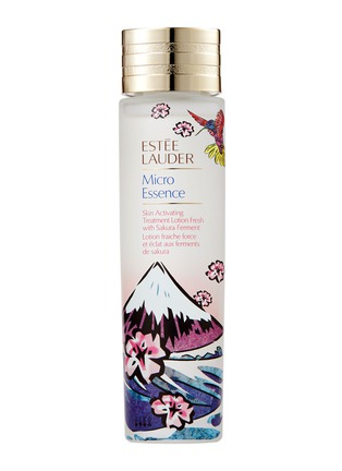 Main View - Click To Enlarge - ESTÉE LAUDER - Limited Edition Micro Essence Skin Activating Treatment Lotion Fresh with Sakura Ferment 200ml