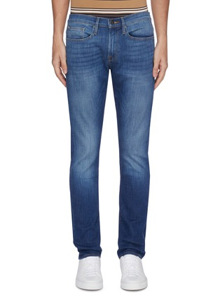 Main View - Click To Enlarge - FRAME DENIM - 'L'homme Core' slim fit jeans