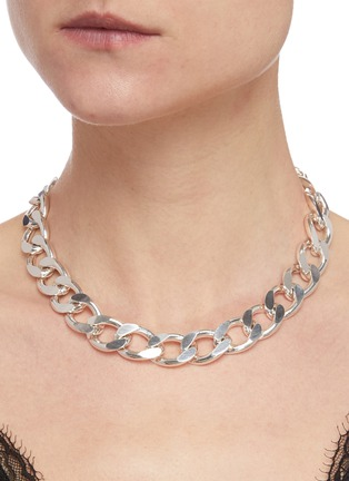Figure View - Click To Enlarge - PHILIPPE AUDIBERT - 'Asbury' chain necklace