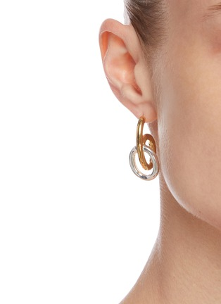 Figure View - Click To Enlarge - PHILIPPE AUDIBERT - 'Norton' chain earrings