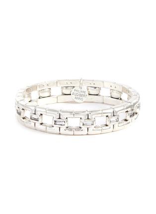 Main View - Click To Enlarge - PHILIPPE AUDIBERT - 'Wilson' Swarovski crystal rhinestone bracelet