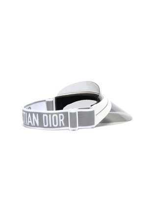 Figure View - Click To Enlarge - DIOR - 'DiorClub1' visor