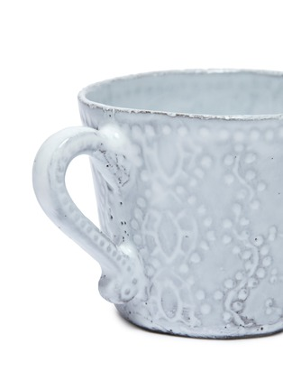 Detail View - Click To Enlarge - ASTIER DE VILLATTE - x Setsuko Klossowska de Rola Tea Cup