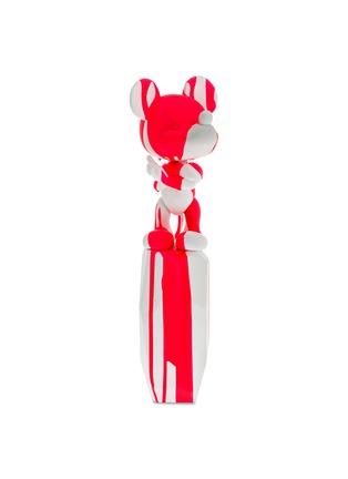 Main View - Click To Enlarge - LEBLON DELIENNE - x Arik Levy Mickey Flow Medium Sculpture – White/Neon Pink