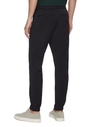 Back View - Click To Enlarge - THEORY - 'Terrance' Neoteric jogger pants