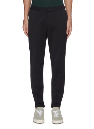 Main View - Click To Enlarge - THEORY - 'Terrance' Neoteric jogger pants