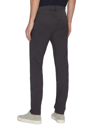 Back View - Click To Enlarge - THEORY - 'Tech Raffi' cotton blend pants