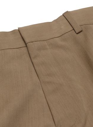 - KARMUEL YOUNG - Wool suiting pants