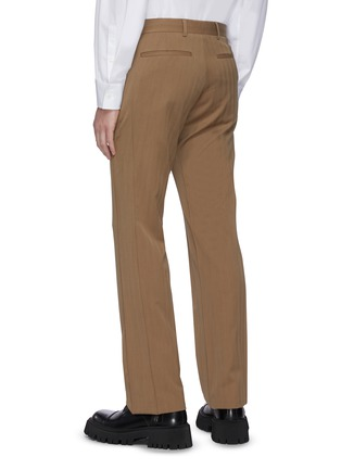 Back View - Click To Enlarge - KARMUEL YOUNG - Wool suiting pants