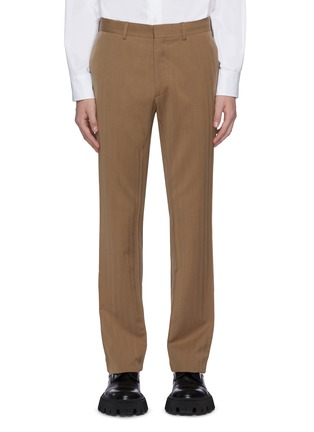 Main View - Click To Enlarge - KARMUEL YOUNG - Wool suiting pants