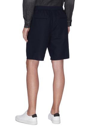 Back View - Click To Enlarge - RAG & BONE - 'Reed' drawstring shorts