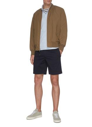 Figure View - Click To Enlarge - RAG & BONE - Interlock polo shirt