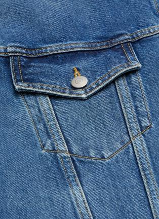 - MAISON MARGIELA - Vintage washed denim jeans