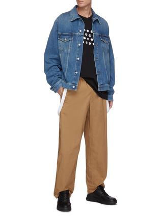 Figure View - Click To Enlarge - MAISON MARGIELA - Vintage washed denim jeans
