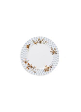 Main View - Click To Enlarge - FORNASETTI - Coromandel dessert plate – Coromandel Egocentrismo