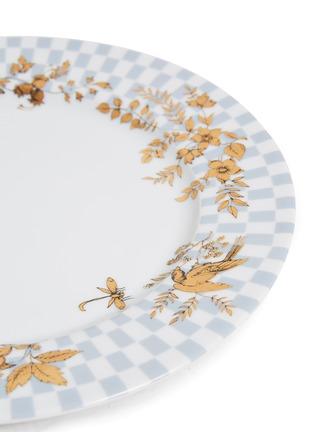 Detail View - Click To Enlarge - FORNASETTI - Coromandel plate – Coromandel Egocentrismo