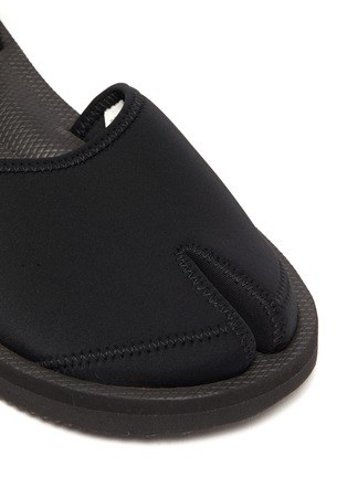 Detail View - Click To Enlarge - SUICOKE - x Toga 'Vita' buckle tabi sandals