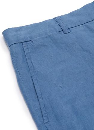 - VINCE - James' classic hemp shorts