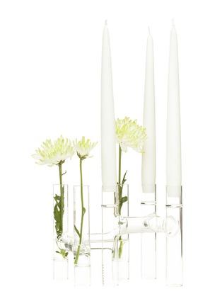 - FFERRONE - Trio Candelabras Bud Vase hybrid set