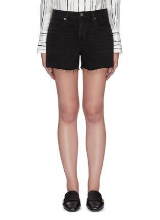 Main View - Click To Enlarge - FRAME DENIM - 'Le Brigette' shorts