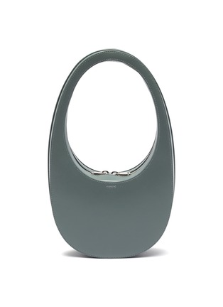 Main View - Click To Enlarge - COPERNI - 'Swipe' structured top handle bag