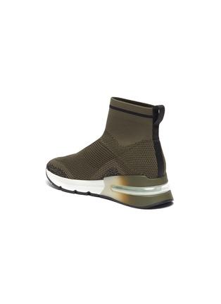- ASH - 'Kyle' Dégradé' knit slip-on sneakers