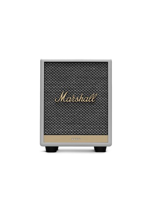 Main View - Click To Enlarge - MARSHALL - Uxbridge Voice Wireless Speaker with Google Assistant – White