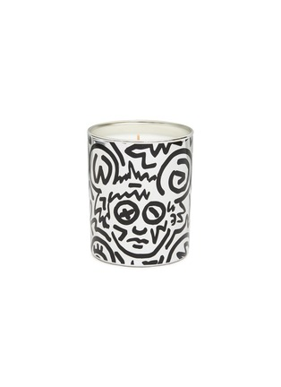 Main View - Click To Enlarge - LIGNE BLANCHE - KEITH HARING 'CHROIME ANDY MOUSE' PERFUMED CANDLE