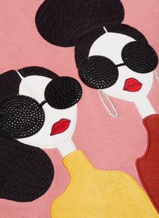 - ALICE + OLIVIA - 'Nyla' three ladies sweater