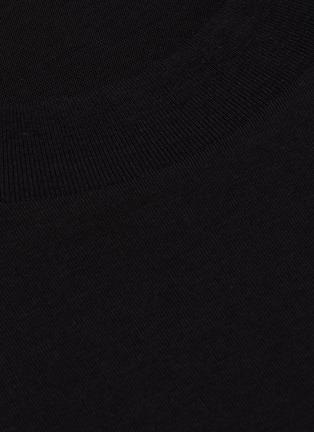 - JIL SANDER - Classic crewneck T-shirt