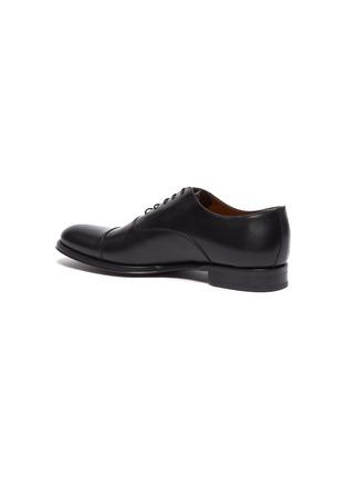 - ANTONIO MAURIZI - Leather oxford shoes