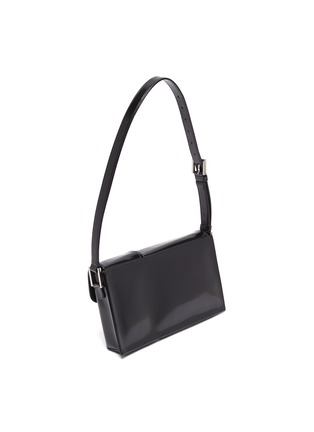 Detail View - Click To Enlarge - BY FAR - Billy' dual pocket convertible leather shoulder bag