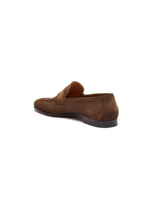 - MAGNANNI - Side flex penny loafers
