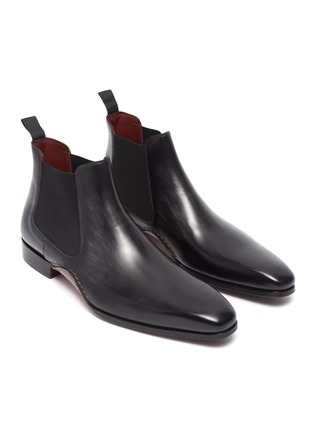 Detail View - Click To Enlarge - MAGNANNI - Opanca Chelsea boots