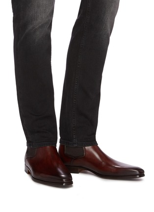 Figure View - Click To Enlarge - MAGNANNI - Chelsea boots