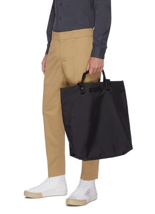 Figure View - Click To Enlarge - WANT LES ESSENTIELS - Dayton XL shopper tote
