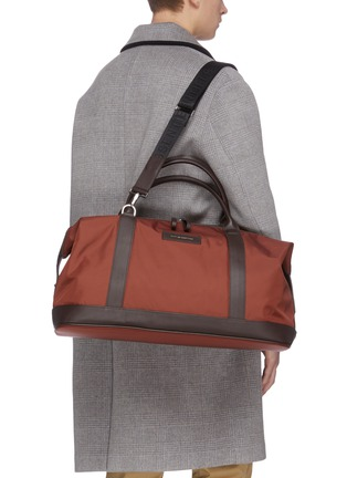 Front View - Click To Enlarge - WANT LES ESSENTIELS - 'Kelowna' logo patch top handle bag