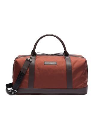 Main View - Click To Enlarge - WANT LES ESSENTIELS - 'Kelowna' logo patch top handle bag