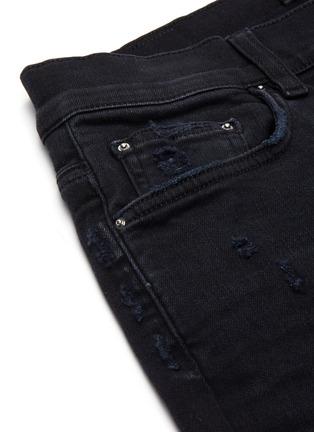 - AMIRI - 'Shotgun' distressed skinny jeans
