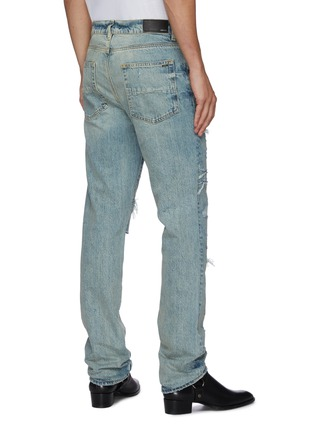 Back View - Click To Enlarge - AMIRI - 'Bruise' distressed jeans