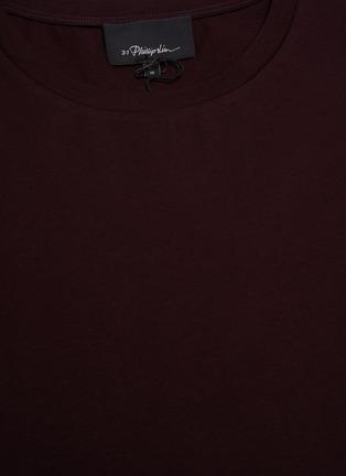 - 3.1 PHILLIP LIM - Boxy oversize T-shirt