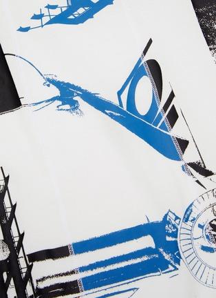 - 3.1 PHILLIP LIM - Roadster print boxy T-shirt