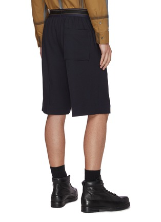 Back View - Click To Enlarge - 3.1 PHILLIP LIM - Elastic waist shorts